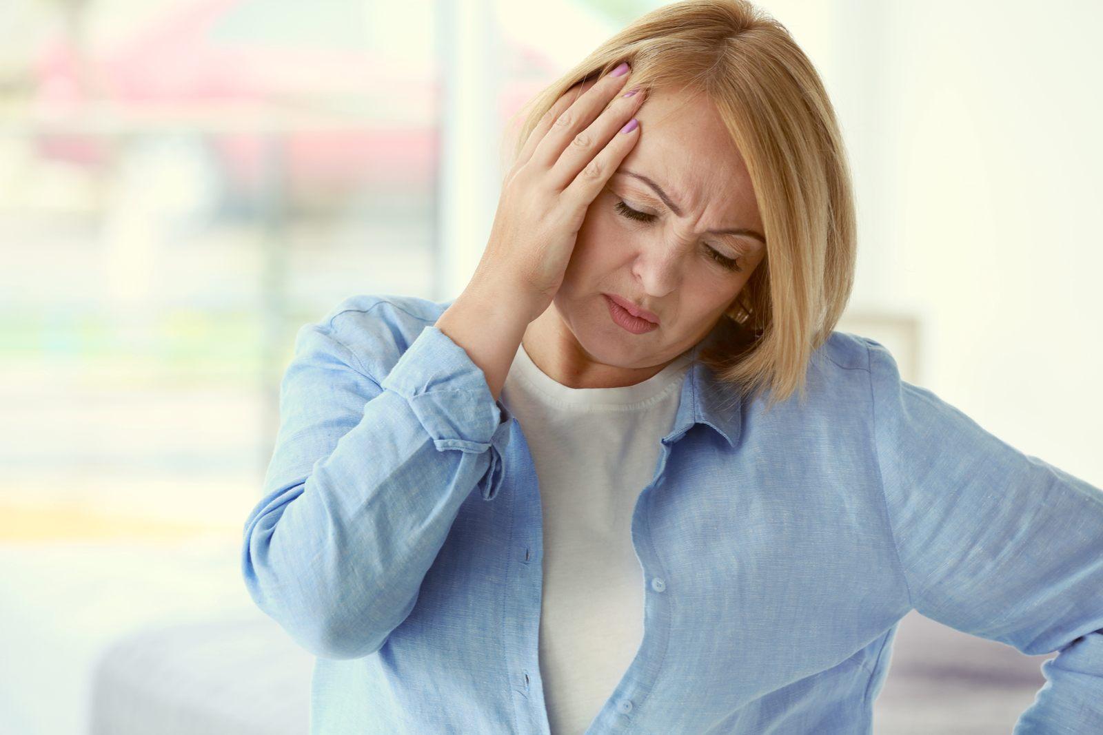 dormire male per la menopausa