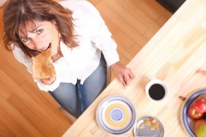 alimentazione in menopausa