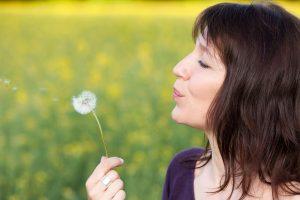 aiuto per sintomi menopausa dai fiori