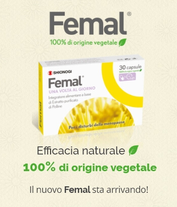 Femal Efficacia naturale 100% vegetale