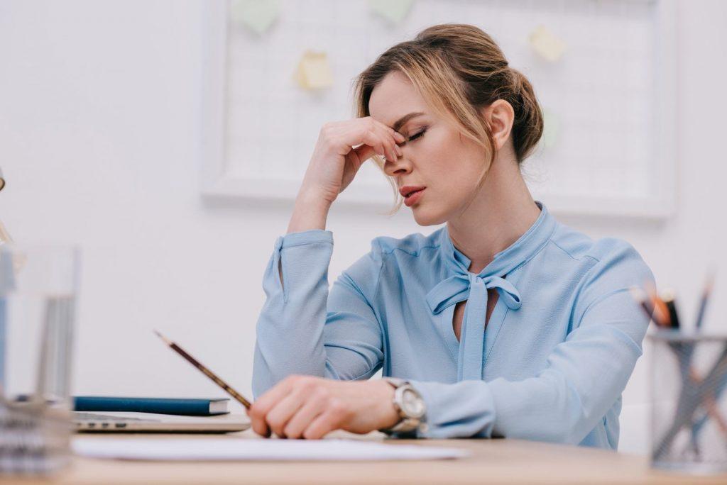 stanchezza cronica in menopausa