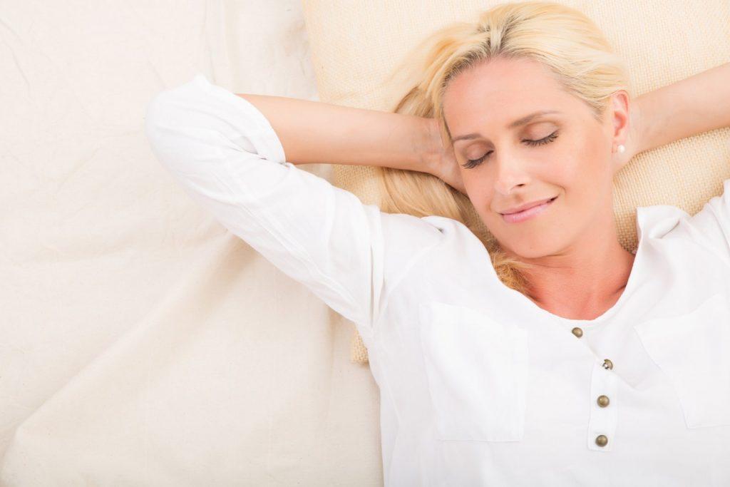 disturbi del sonno in menopausa