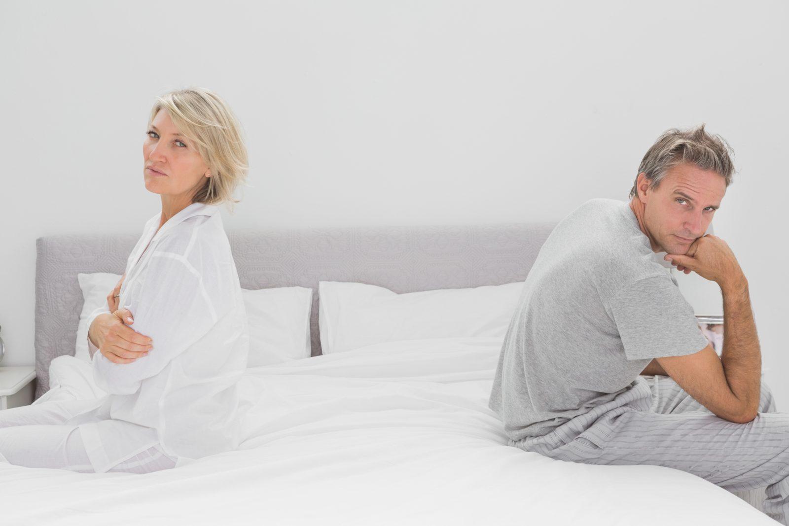 desiderio sessuale durante la menopausa