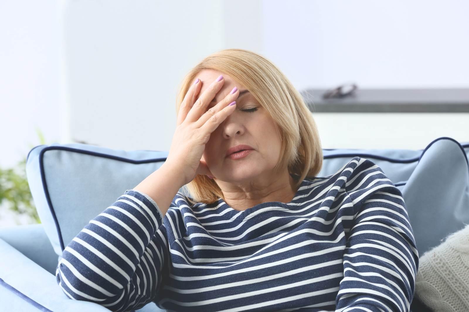 depressione e stress in menopausa