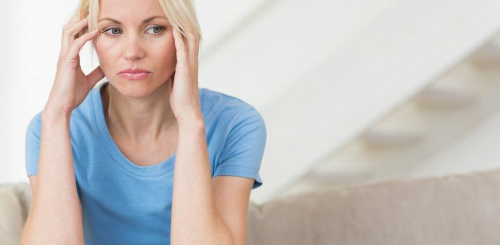 preoccupata per le irritazioni intime