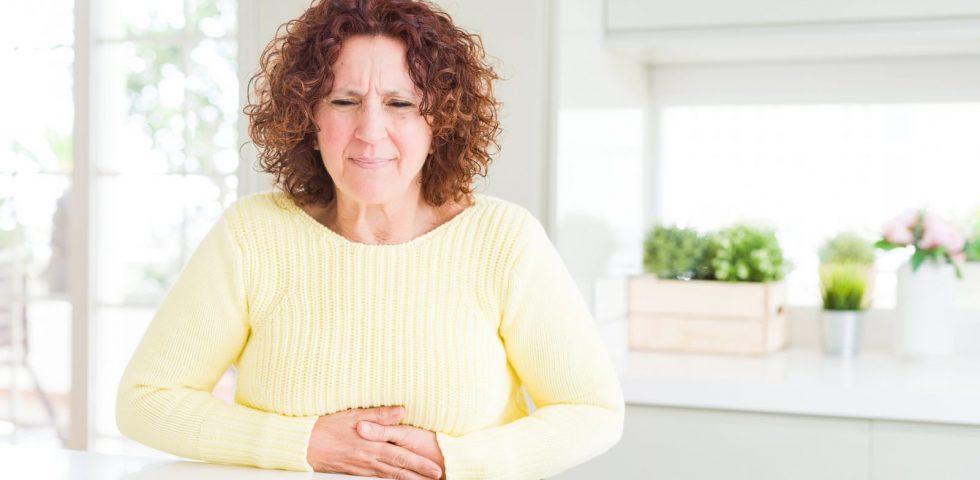nausea in menopausa