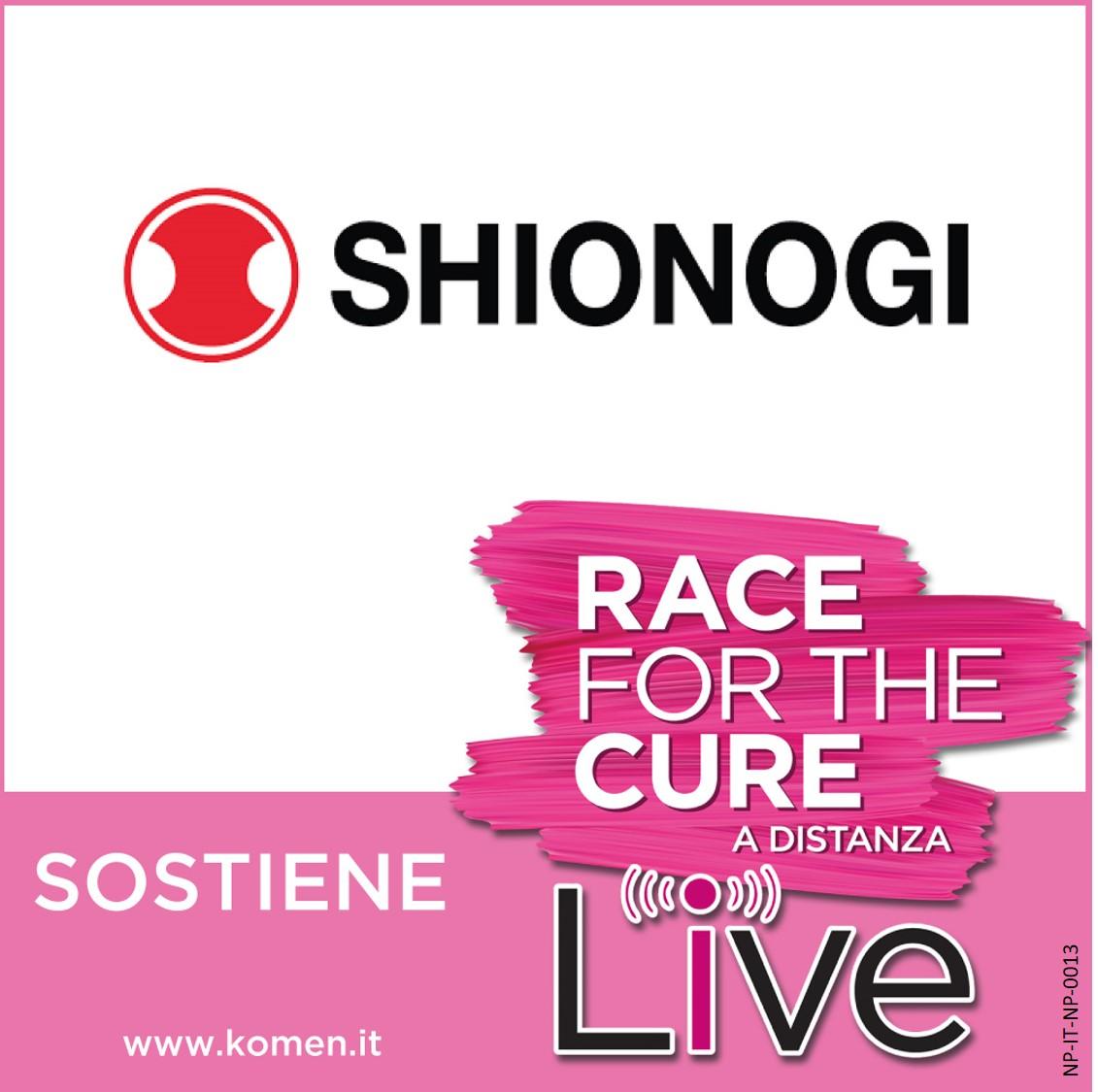 Race For the Cure: record di adesioni per la maratona live della Komen Italia