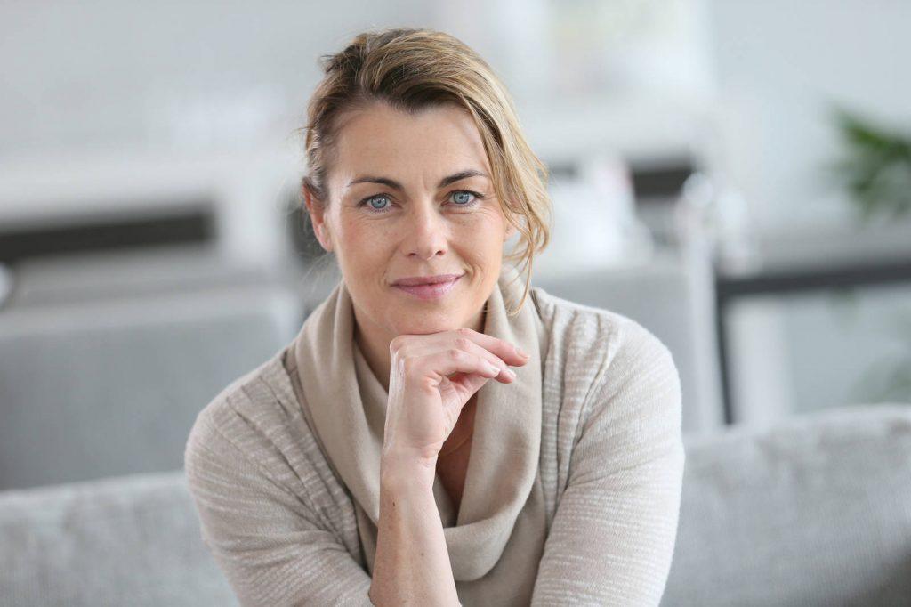donna in perimenopausa