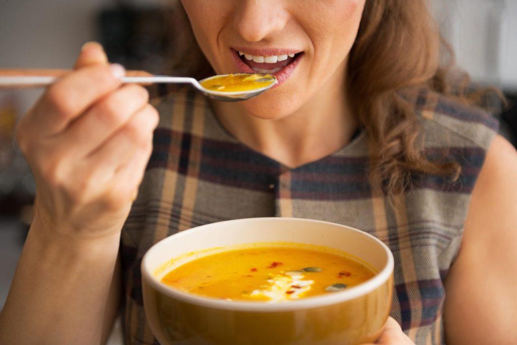 minestra deliziosa