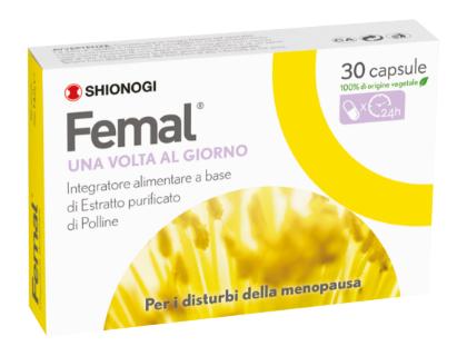 Femal Pack 100% di origine vegetale