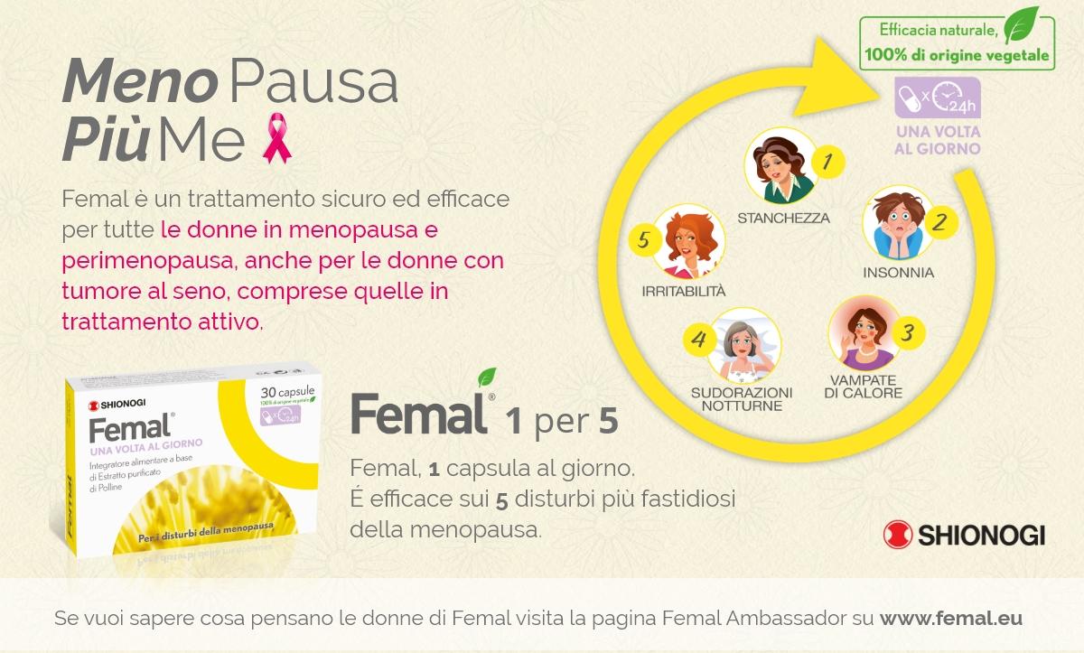 Femal Nastro Rosa - Tumore al seno