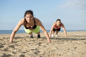 donne bootcamp training
